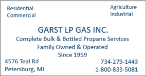 Garst LP Gas Inc