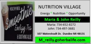 Nutrition Village