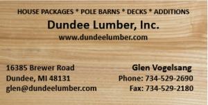 dundee lumber inc. Copy