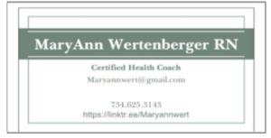MaryAnn Wertenberger RN